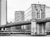 Brooklyn Bridge Pillar