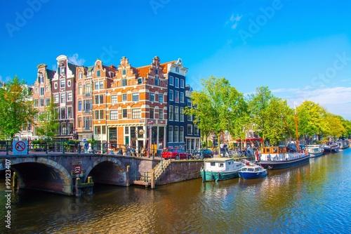 Papiers peints Amsterdam Amsterdam, Pays-Bas