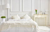 Fototapety elegant classic bedroom