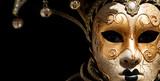 Venitian carnival mask