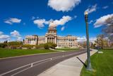 Boise, Idaho USA capitol boulevard building