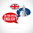 Obrazy na płótnie, fototapety, zdjęcia, fotoobrazy drukowane : Do you speak English ?