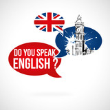Fototapety Do you speak English ?