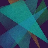 Fototapety triangle background with abstract angles