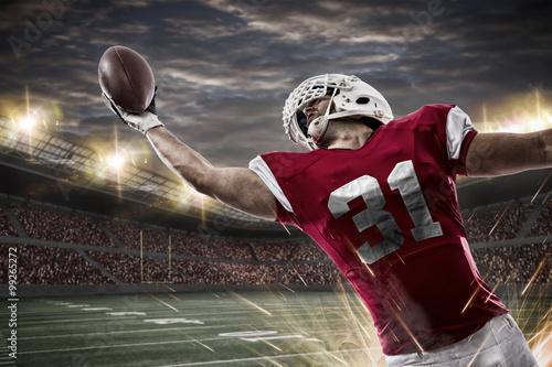 Fototapeta Football Player