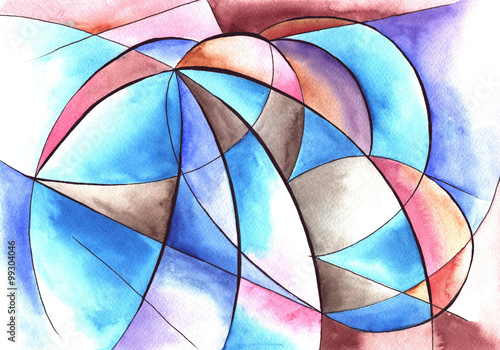 Obraz Abstract art design