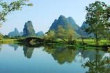 Karst landscape of Guilin,China