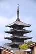 Pagoda in Japan - Kyoto Old Town
