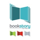Book Logo - Design Book Logo Vector