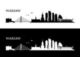 Warsaw skyline  - 99406883