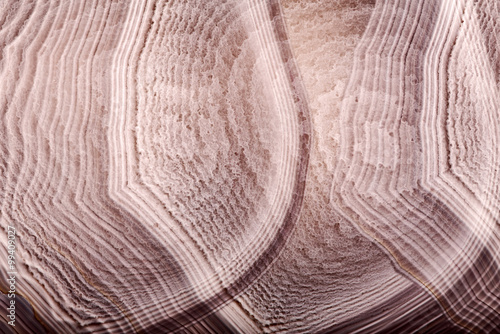brown agate structure abstract background
