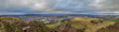 View from Arthurs Seat in Edinburgh