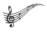 musique clef de sol