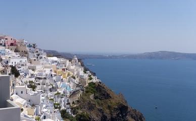 Firà na Santorini