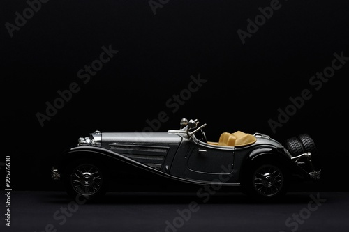Amazing classic Outomobiles benz series for wallpaper Poster