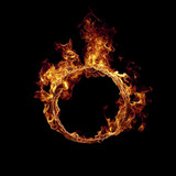 Ring of fire  - 99658639