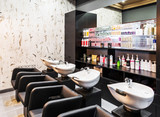 Fototapety Interior of luxury beauty salon