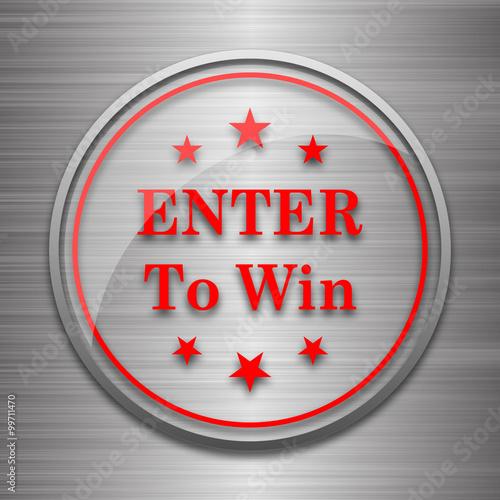 enter to win icon - photo #8