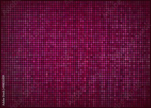 vector illustration - pink abstract dotted background