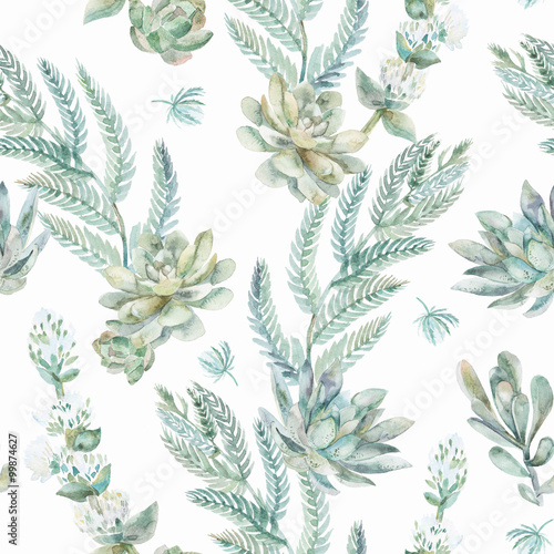 Floral seamless pattern. s - 99874627