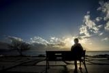 Yalnız Genç Adam