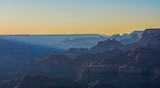 Majestic Vista of the Grand Canyon at Dusk - 99889412