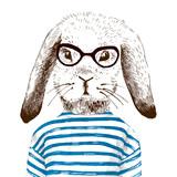 Ilustracja ubra? A bunny