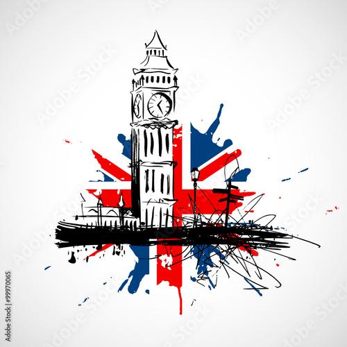 Zdjęcia na płótnie, fototapety, obrazy : London !