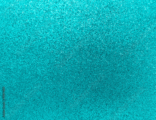 Aqua Blue Turquoise Teal Glitter Background Texture Sparkle Shin