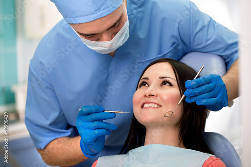 Fototapeta stomatology