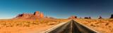Fototapety Road to Monument valley, Arizona