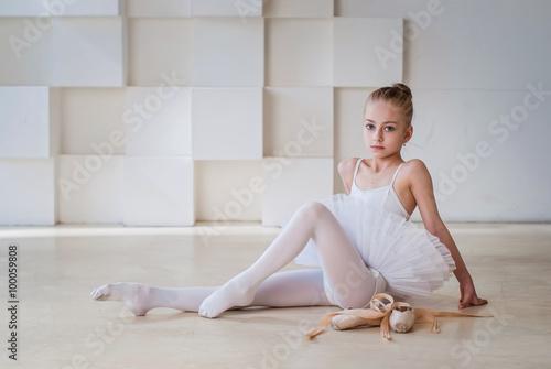 Маленькая балерина Plakát