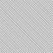 Materiał do szycia Diagonal stripe seamless pattern. Geometric classic black and white thin line background.