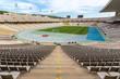 Obrazy na płótnie, fototapety, zdjęcia, fotoobrazy drukowane : Olympic stadium Barcelona, Spain