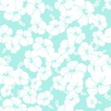 Hawaiian Seamless  Pattern with hibiscus flowers - 100200869