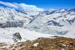 Obrazy na płótnie, fototapety, zdjęcia, fotoobrazy drukowane : Paesaggio di montagna in inverno