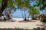 Beach at Nusa Dua Peninsula