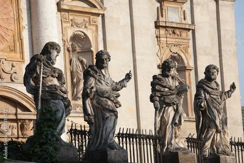 Apostles Sculptures © Artur Bogacki