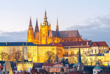 Prague. St. Vitus Cathedral.