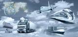 Transport, Logistik, Personenverkehr, Frachtverkehr