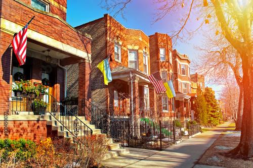 typowa-architektura-w-wiosce-ukrainskiej-w-chicago