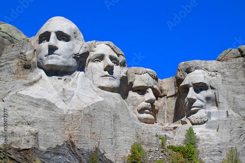 Poster Mount Rushmore National Memorial