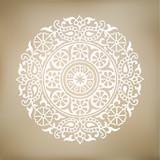 Vector Mandala Illustration
