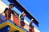 La Boca Balcon