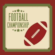 football championship design