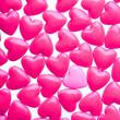 Heart Candy background. Valentine