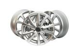 car wheels isolated