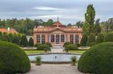 Cernin Garden, Prague