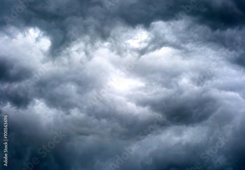 Dramatic Cloudscape Background