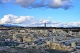 The Kourion (Curias or Curium) archaeological site near Limassol (Lemesos), Cyprus